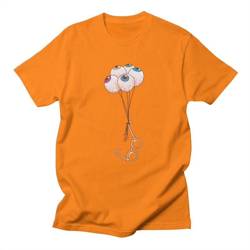 FLYING GLASSES Women's Regular Unisex T-Shirt by gotoup's Artist Shop
