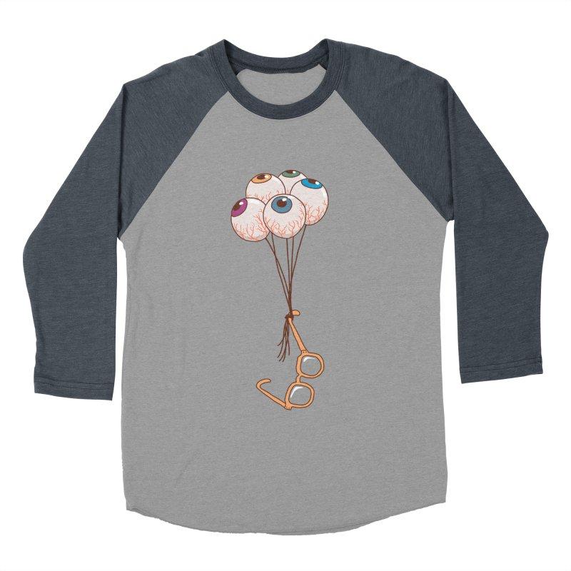 FLYING GLASSES Women's Baseball Triblend Longsleeve T-Shirt by gotoup's Artist Shop
