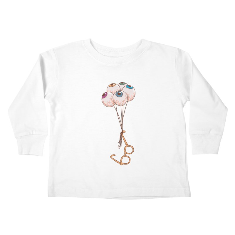 FLYING GLASSES Kids Toddler Longsleeve T-Shirt by gotoup's Artist Shop