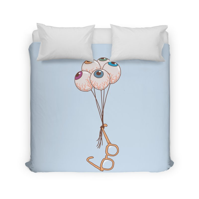 FLYING GLASSES Home Duvet by gotoup's Artist Shop