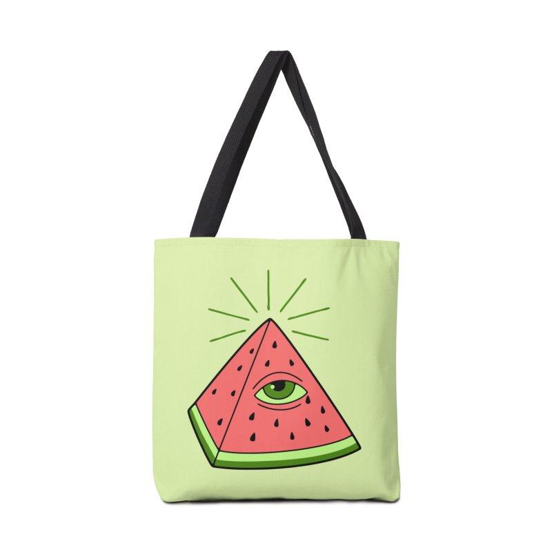 Watermelon Accessories Bag by gotoup's Artist Shop