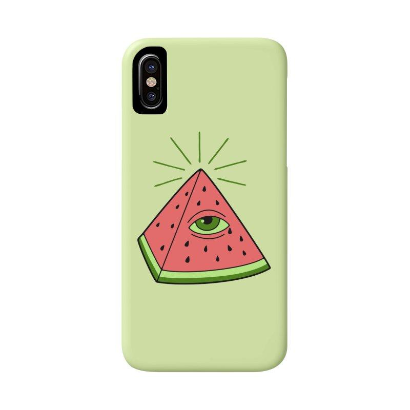 Watermelon Accessories Phone Case by gotoup's Artist Shop