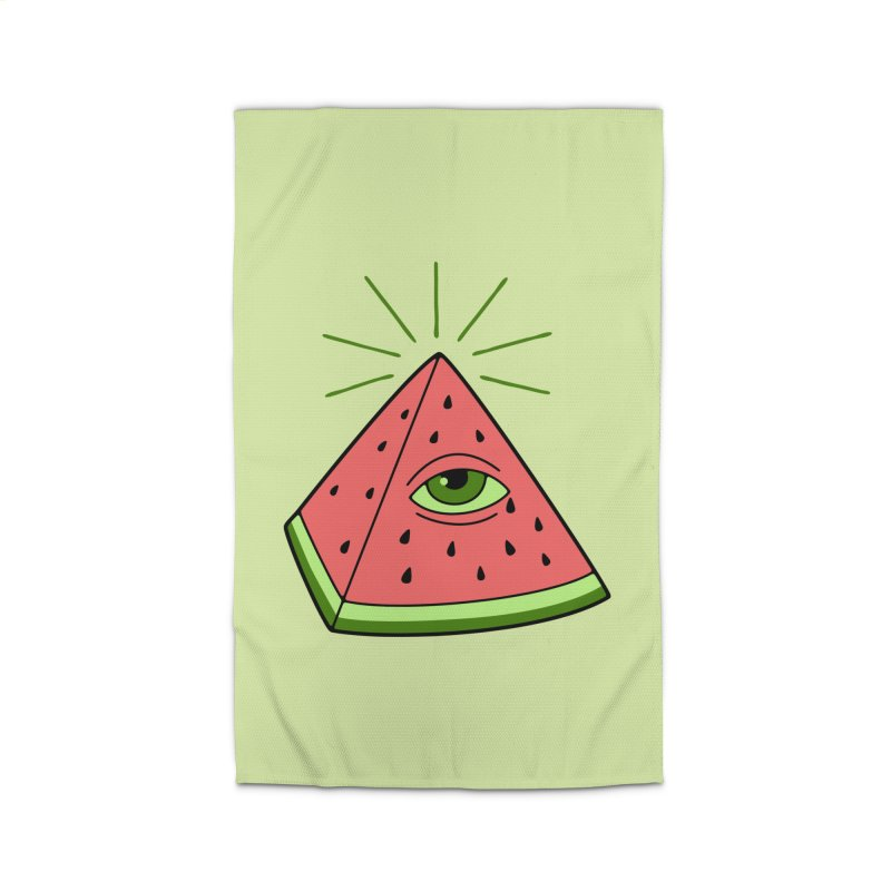 Watermelon Home Rug by gotoup's Artist Shop