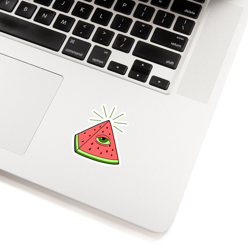 Watermelon Accessories Sticker by gotoup's Artist Shop