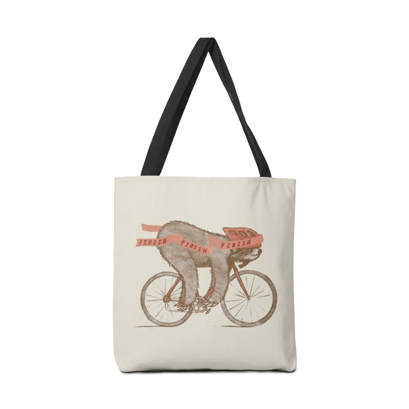 FINISH Accessories Tote Bag Bag by gotoup's Artist Shop