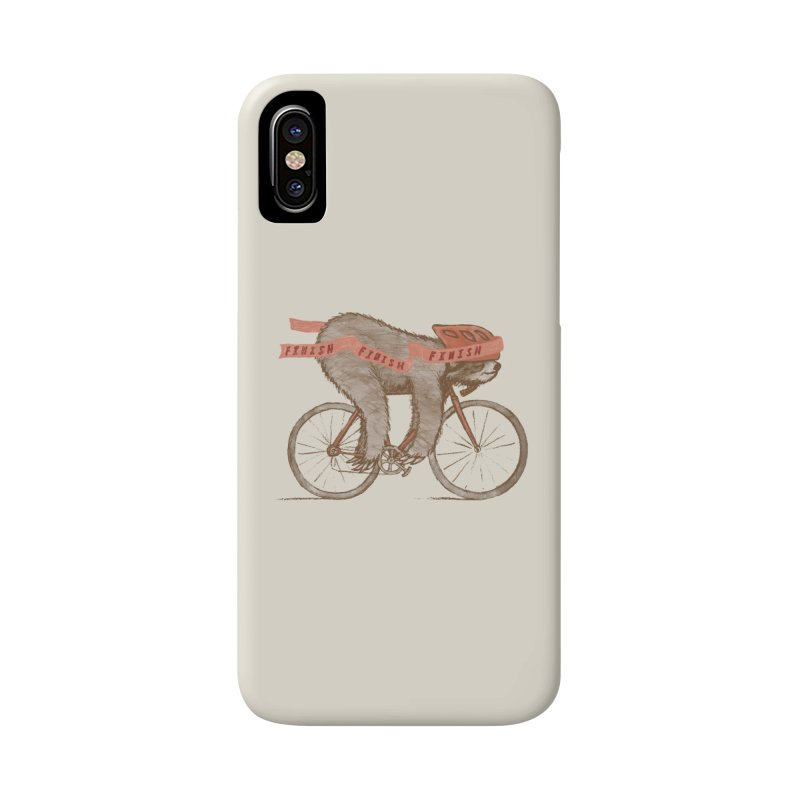 FINISH Accessories Phone Case by gotoup's Artist Shop