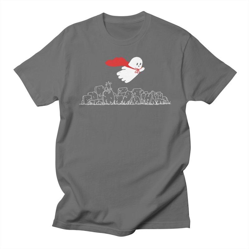GHOST HERO Women's Regular Unisex T-Shirt by gotoup's Artist Shop