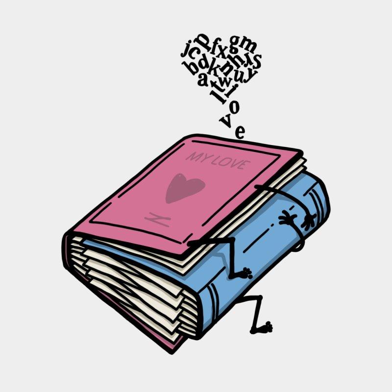 love books by gotoup's Artist Shop