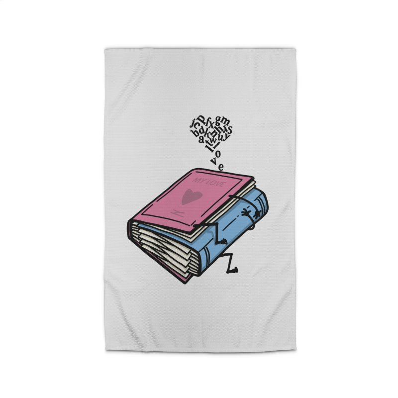 love books Home Rug by gotoup's Artist Shop