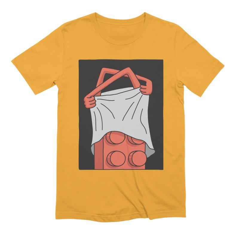 STRIP Men's Extra Soft T-Shirt by gotoup's Artist Shop