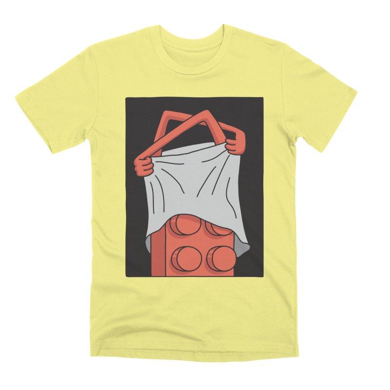 STRIP Men's Premium T-Shirt by gotoup's Artist Shop
