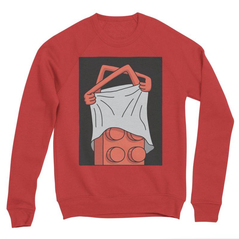 STRIP Women's Sponge Fleece Sweatshirt by gotoup's Artist Shop