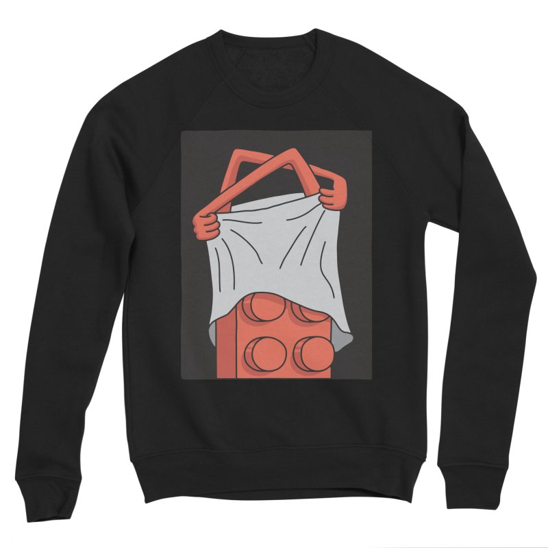 STRIP Women's Sponge Fleece Sweatshirt by gotoup's Artist Shop