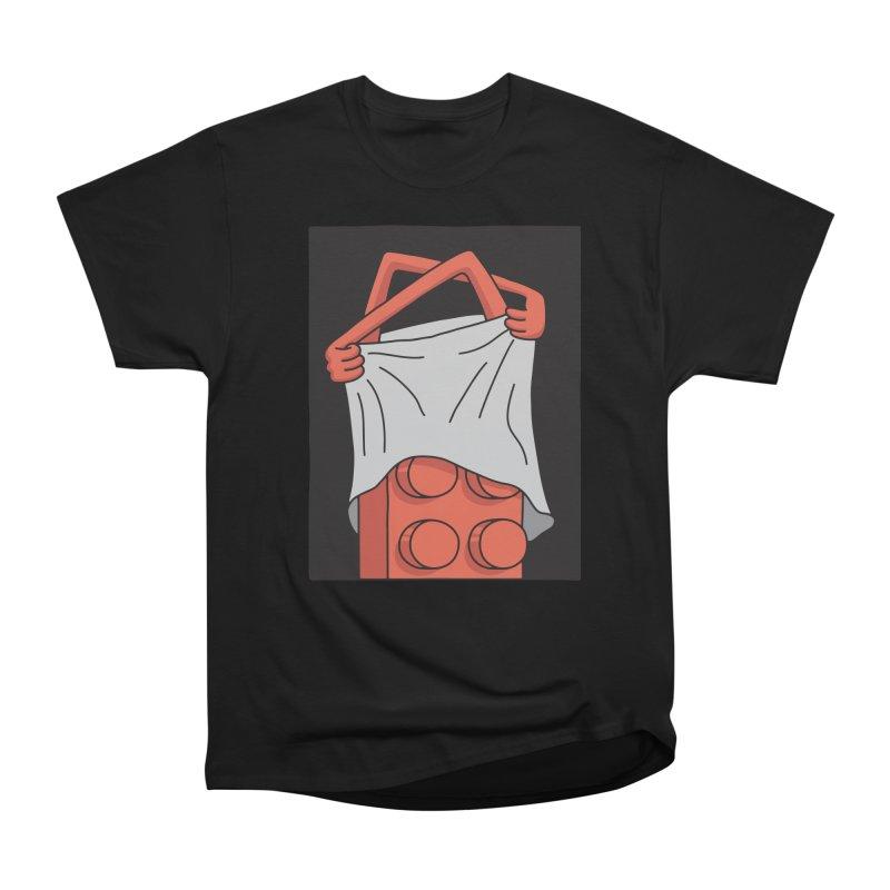 STRIP Men's Heavyweight T-Shirt by gotoup's Artist Shop