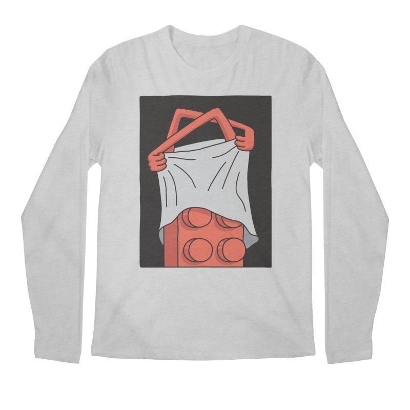 STRIP Men's Regular Longsleeve T-Shirt by gotoup's Artist Shop
