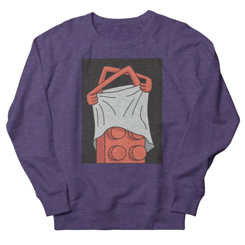 STRIP Women's French Terry Sweatshirt by gotoup's Artist Shop