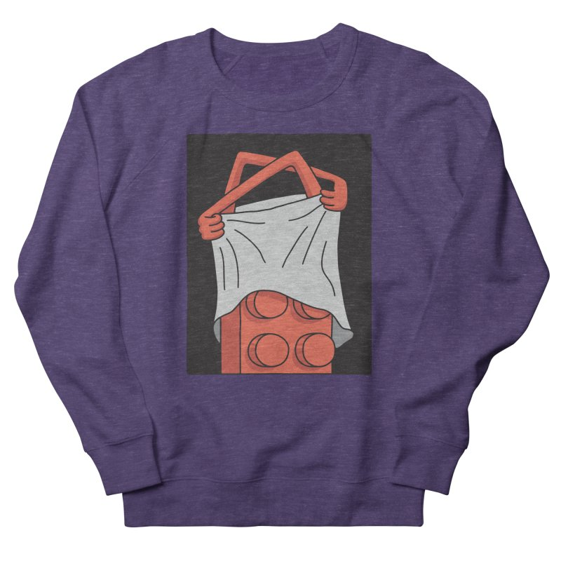 STRIP Men's French Terry Sweatshirt by gotoup's Artist Shop