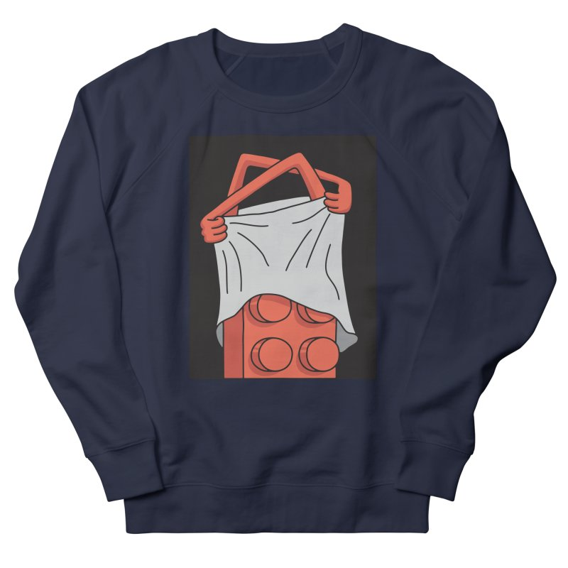STRIP Men's French Terry Sweatshirt by gotoup's Artist Shop