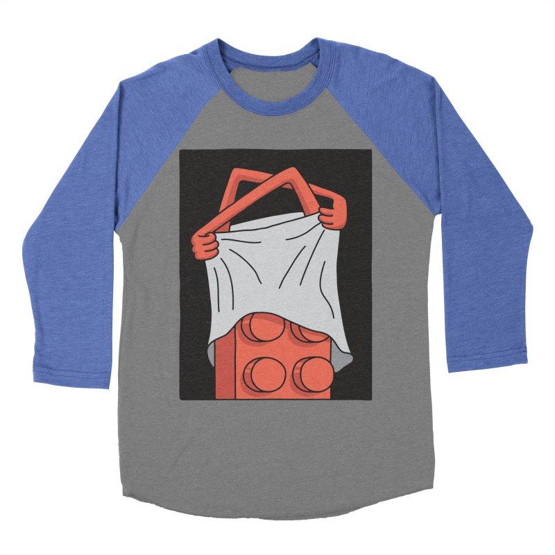 STRIP Men's Baseball Triblend Longsleeve T-Shirt by gotoup's Artist Shop