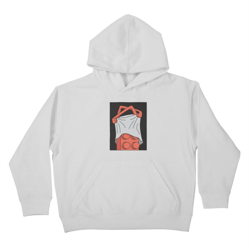 STRIP Kids Pullover Hoody by gotoup's Artist Shop