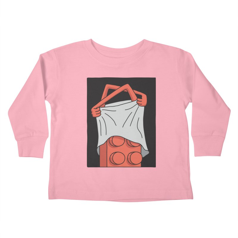 STRIP Kids Toddler Longsleeve T-Shirt by gotoup's Artist Shop