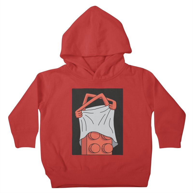 STRIP Kids Toddler Pullover Hoody by gotoup's Artist Shop