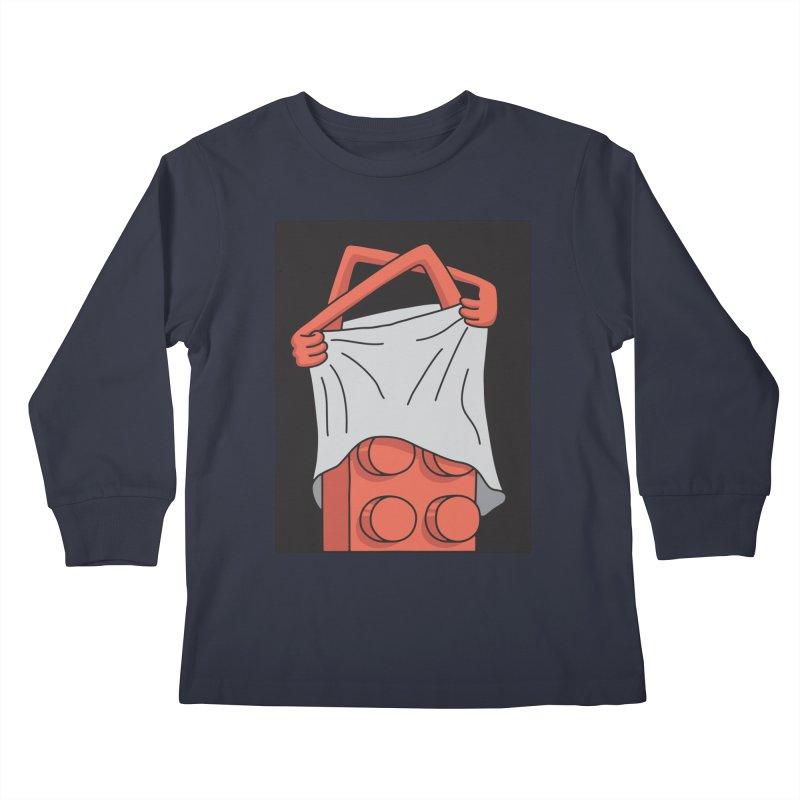 STRIP Kids Longsleeve T-Shirt by gotoup's Artist Shop