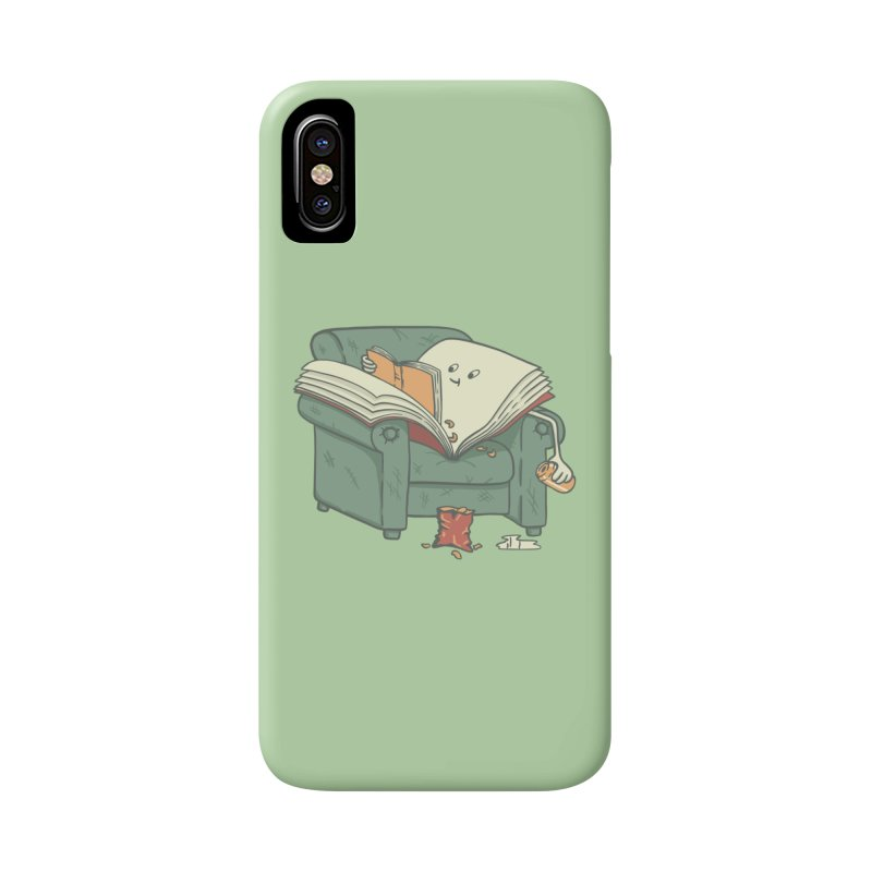 BOOK READS Accessories Phone Case by gotoup's Artist Shop