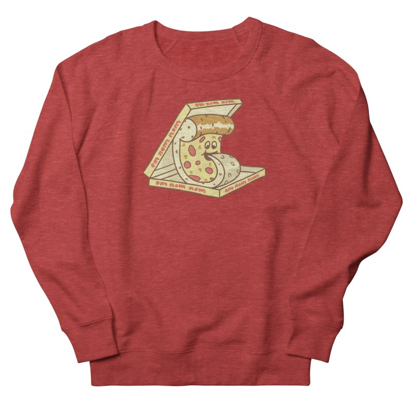 om nom nom Women's French Terry Sweatshirt by gotoup's Artist Shop