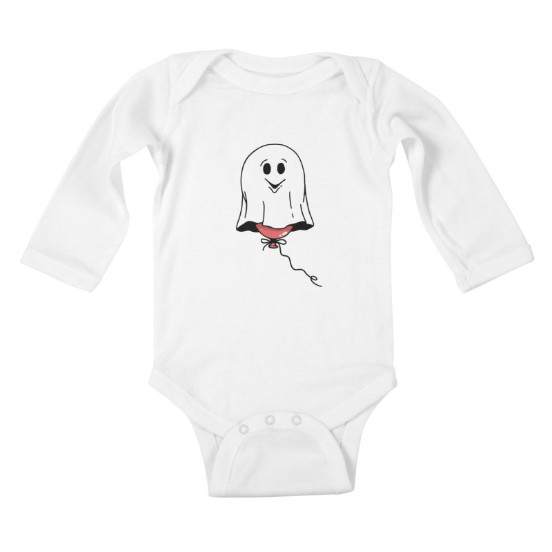 ball cast Kids Baby Longsleeve Bodysuit by gotoup's Artist Shop