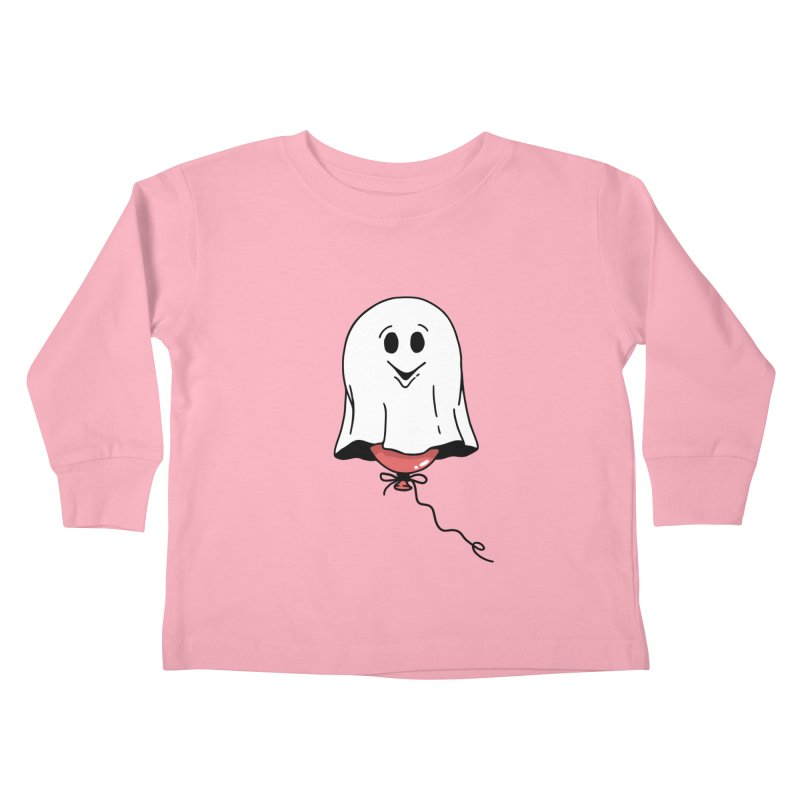 ball cast Kids Toddler Longsleeve T-Shirt by gotoup's Artist Shop