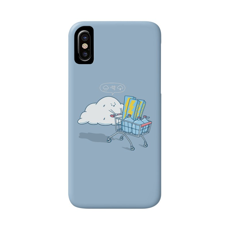weather forecast Accessories Phone Case by gotoup's Artist Shop