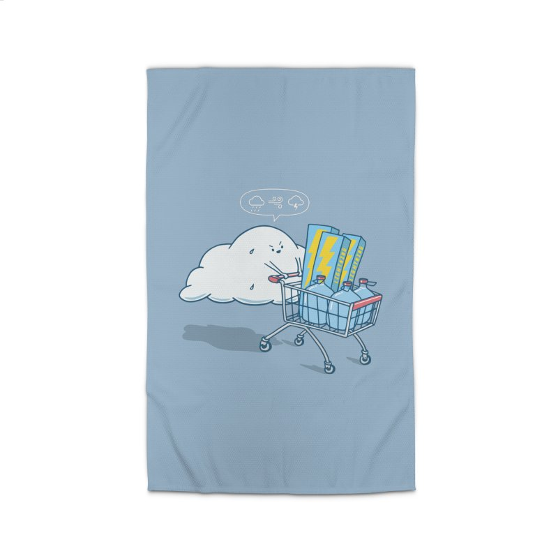 weather forecast Home Rug by gotoup's Artist Shop