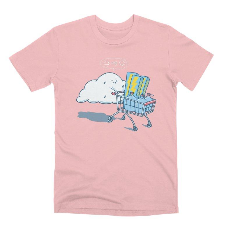 weather forecast Men's Premium T-Shirt by gotoup's Artist Shop