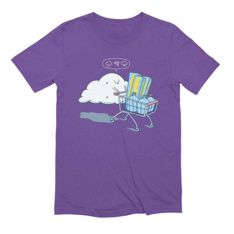 weather forecast Men's Extra Soft T-Shirt by gotoup's Artist Shop