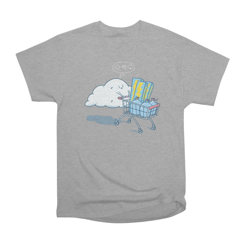 weather forecast Women's Heavyweight Unisex T-Shirt by gotoup's Artist Shop