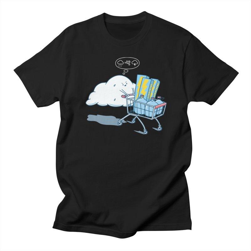 weather forecast Women's Regular Unisex T-Shirt by gotoup's Artist Shop