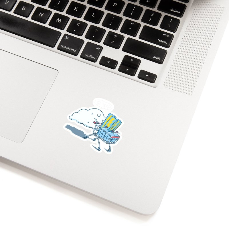 weather forecast Accessories Sticker by gotoup's Artist Shop