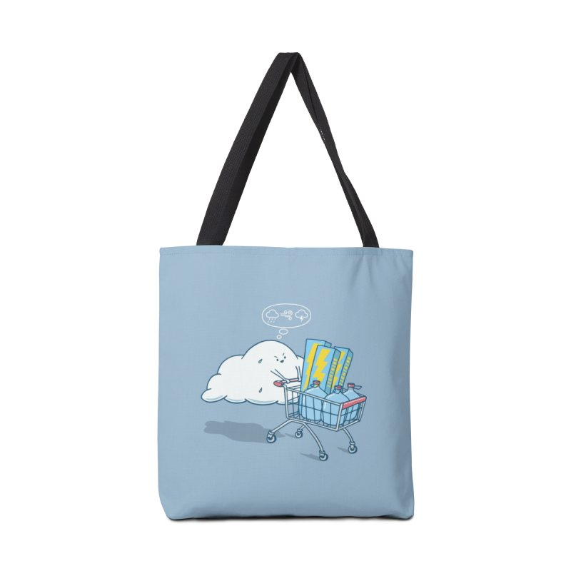 weather forecast Accessories Tote Bag Bag by gotoup's Artist Shop