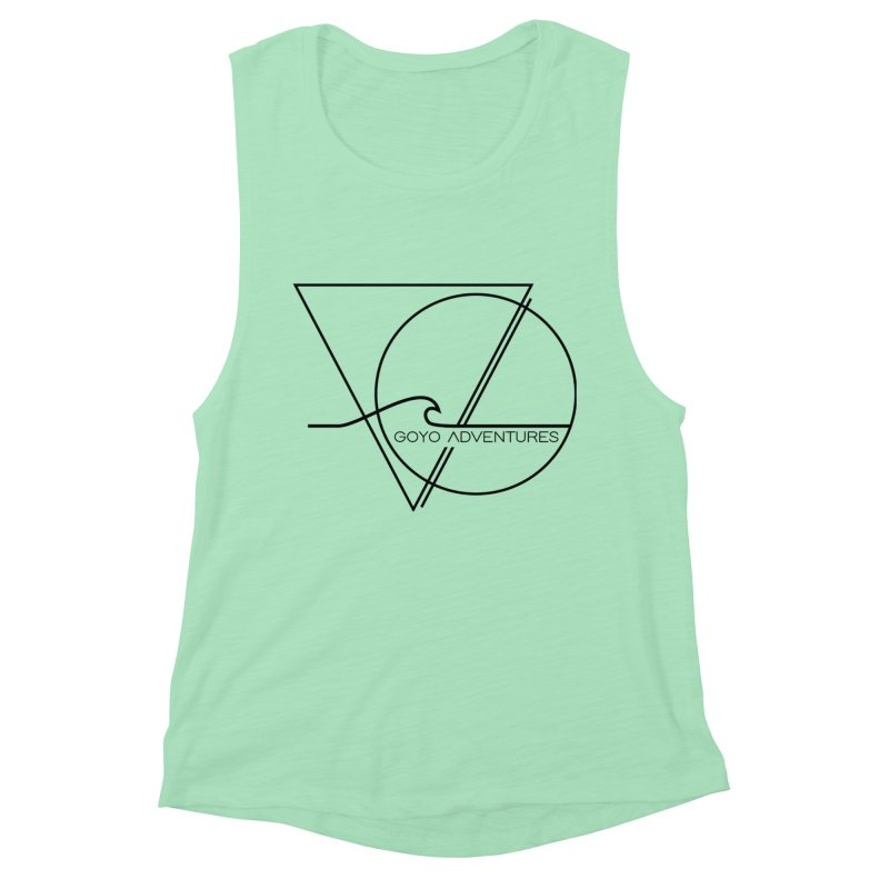 GLOW Women's Tank by GOYO ADVENTURES