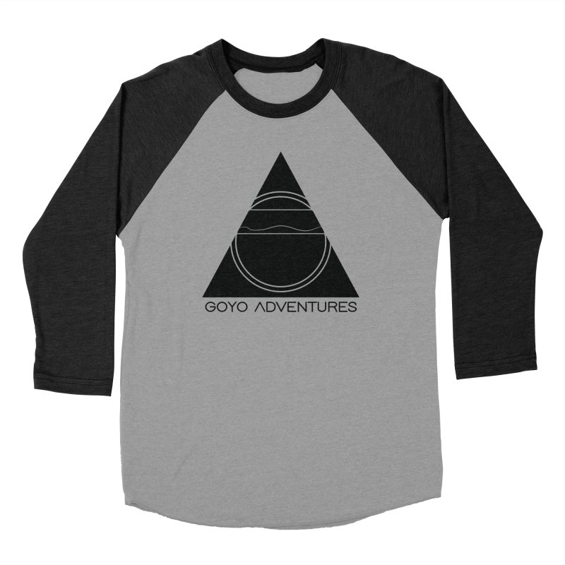 CONNECT Men's Longsleeve T-Shirt by GOYO ADVENTURES