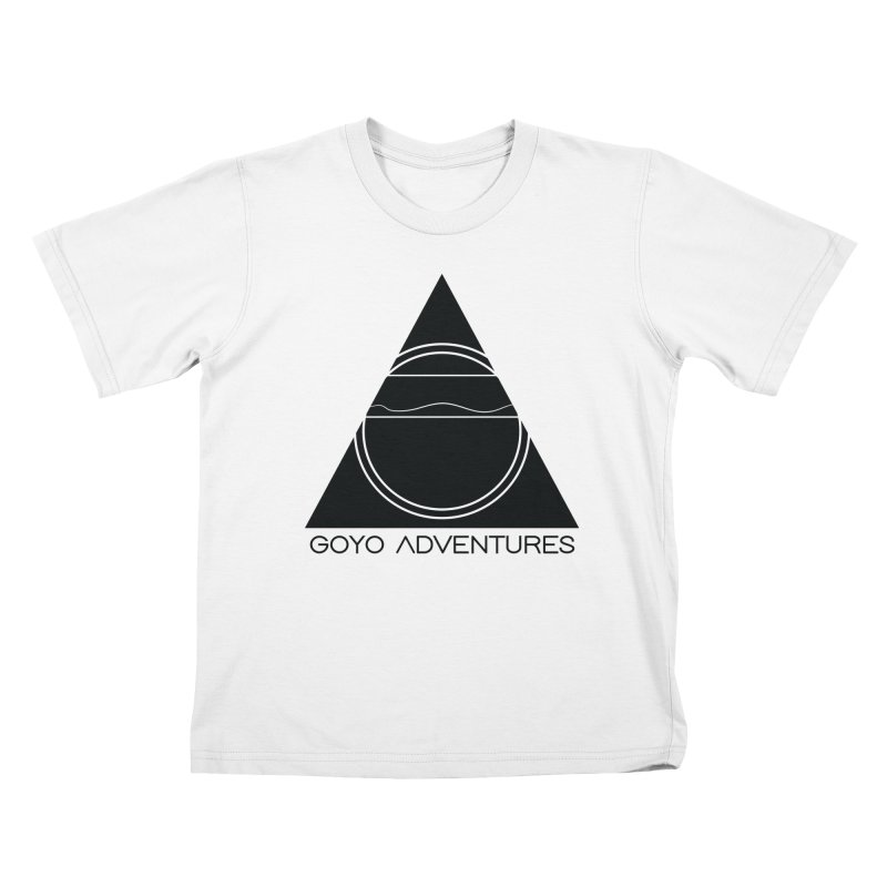 CONNECT Kids T-Shirt by GOYO ADVENTURES