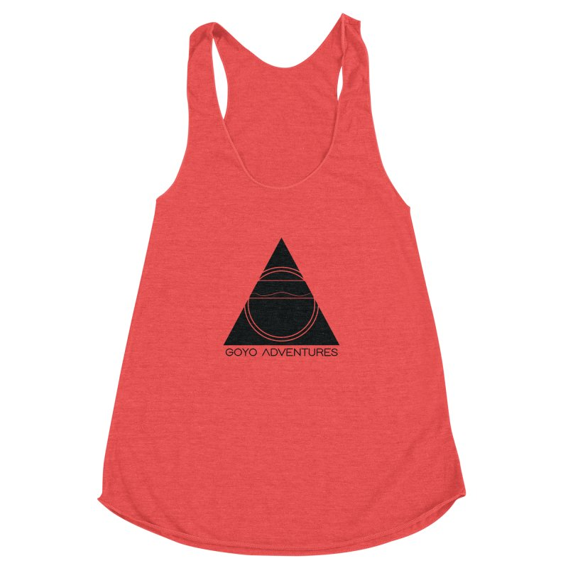 CONNECT Women's Racerback Triblend Tank by GOYO ADVENTURES