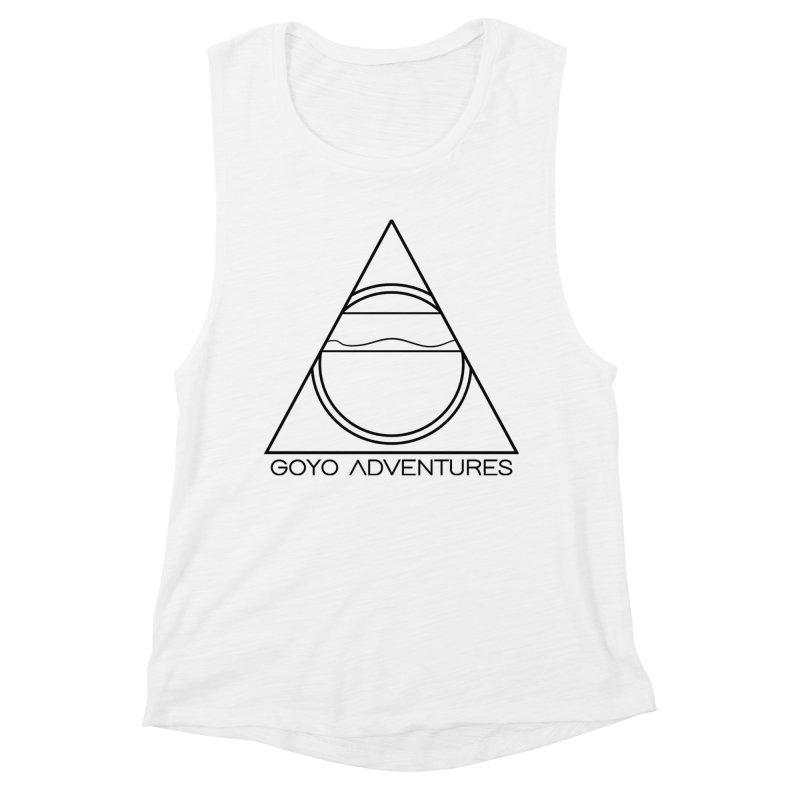 EXPLORE Women's Tank by GOYO ADVENTURES