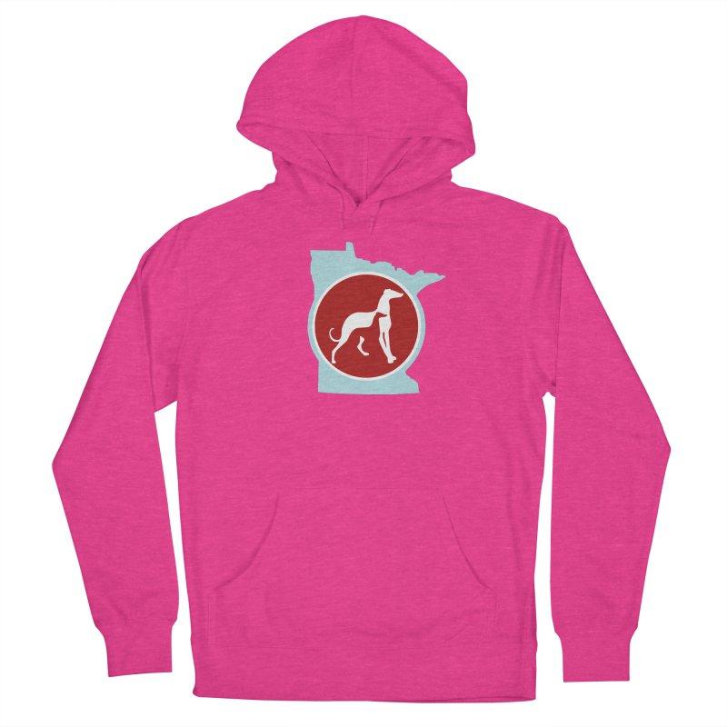 GPA Minnesota outline Women's Pullover Hoody by GPA-MN Merchandise Shop