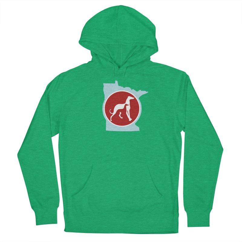 GPA Minnesota outline Men's Pullover Hoody by GPA-MN Merchandise Shop