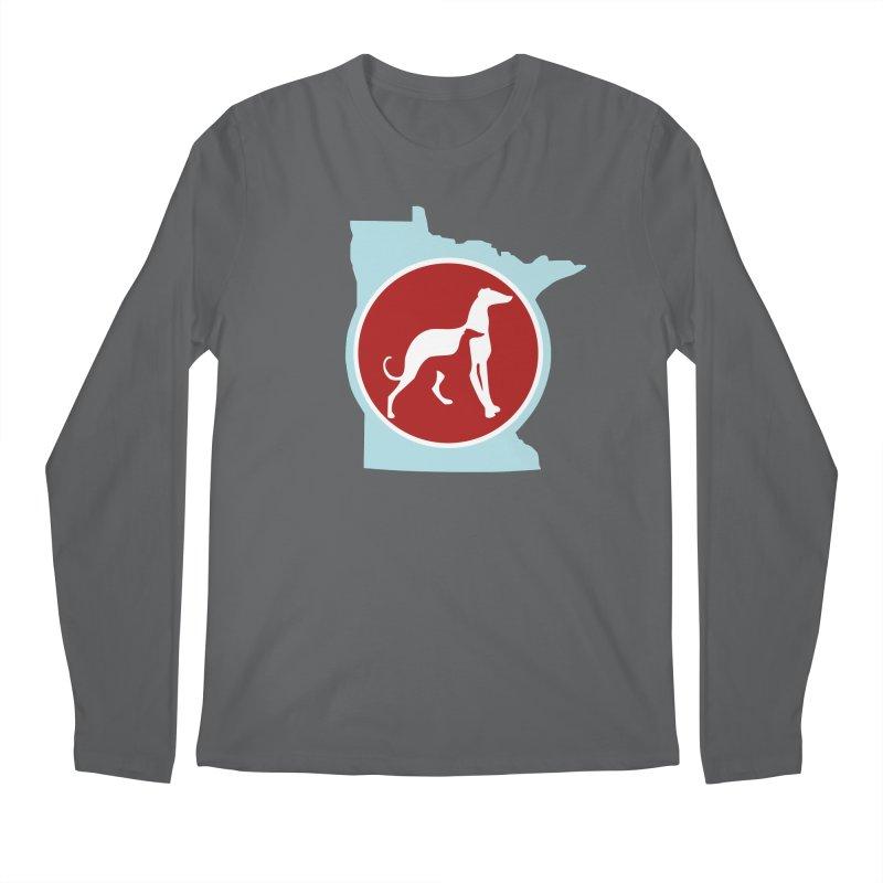 GPA Minnesota outline Men's Longsleeve T-Shirt by GPA-MN Merchandise Shop
