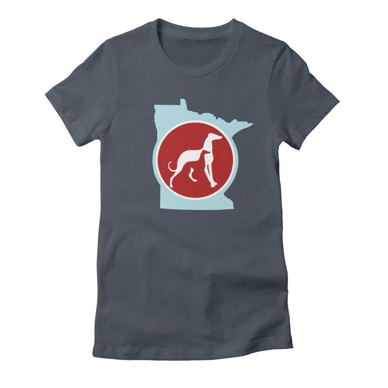 GPA Minnesota outline Women's T-Shirt by GPA-MN Merchandise Shop