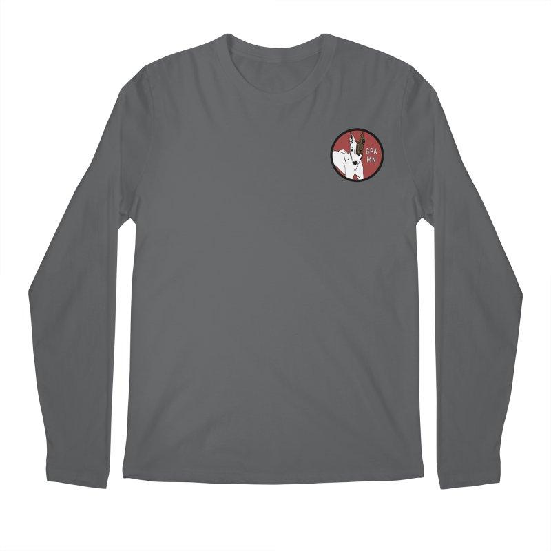 GPA-MN Spotted Greyhound Men's Longsleeve T-Shirt by GPA-MN Merchandise Shop