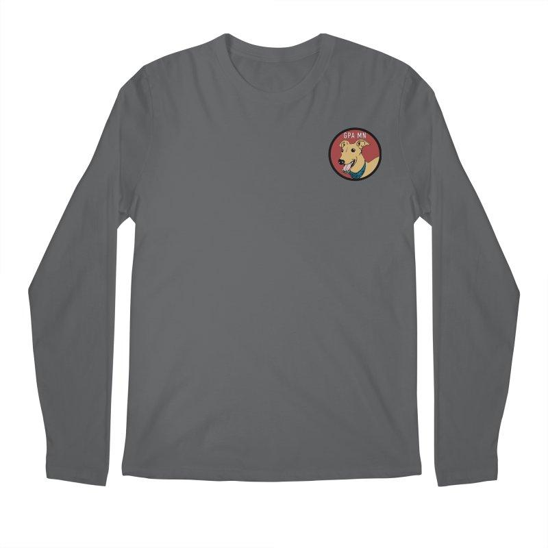 GPA-MN Fawn Greyhound Men's Longsleeve T-Shirt by GPA-MN Merchandise Shop